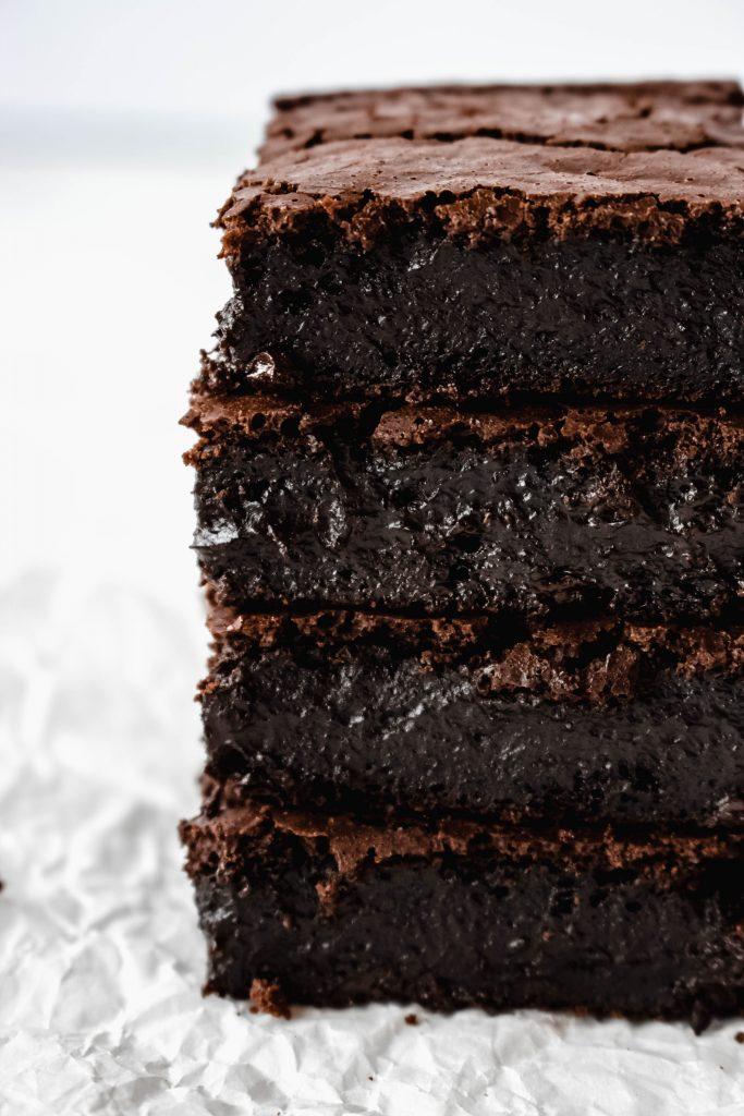 mochi brownies recipe