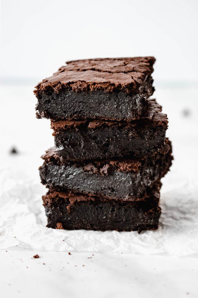 easy mochi brownies