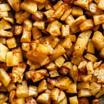 spicy lebanese potatoes recipe