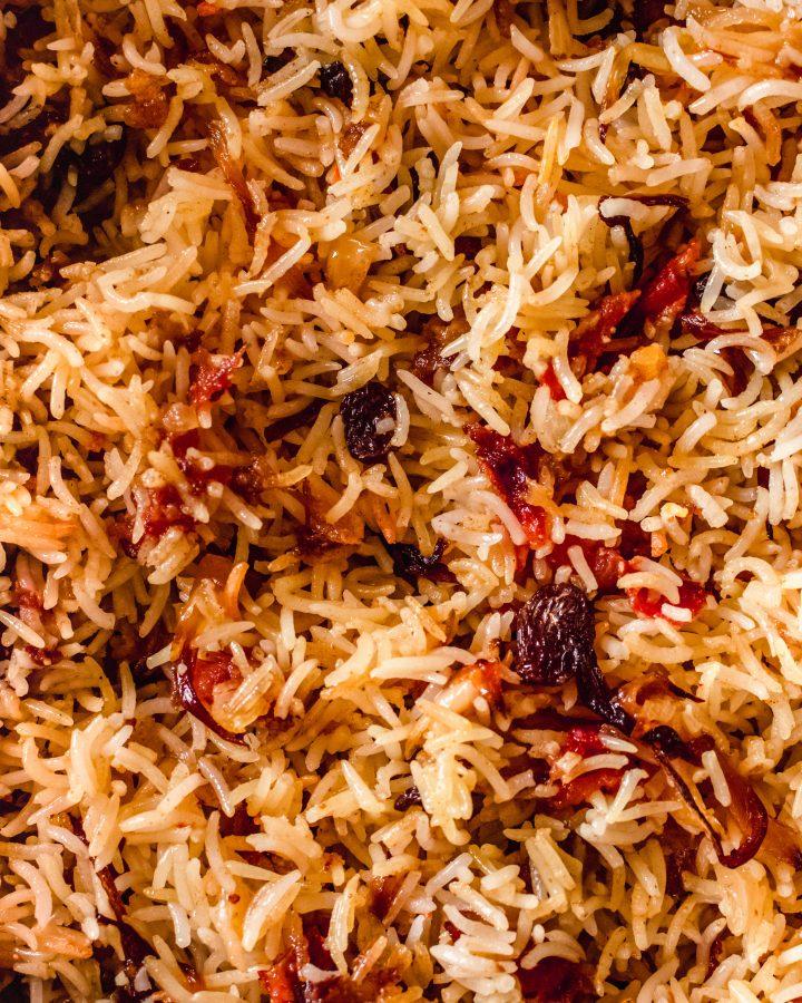 Easy Somali Rice Pilaf Recipe