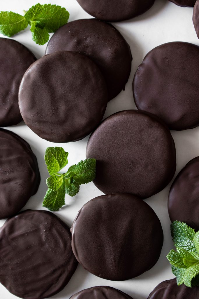How To Make Thin Mints At Home