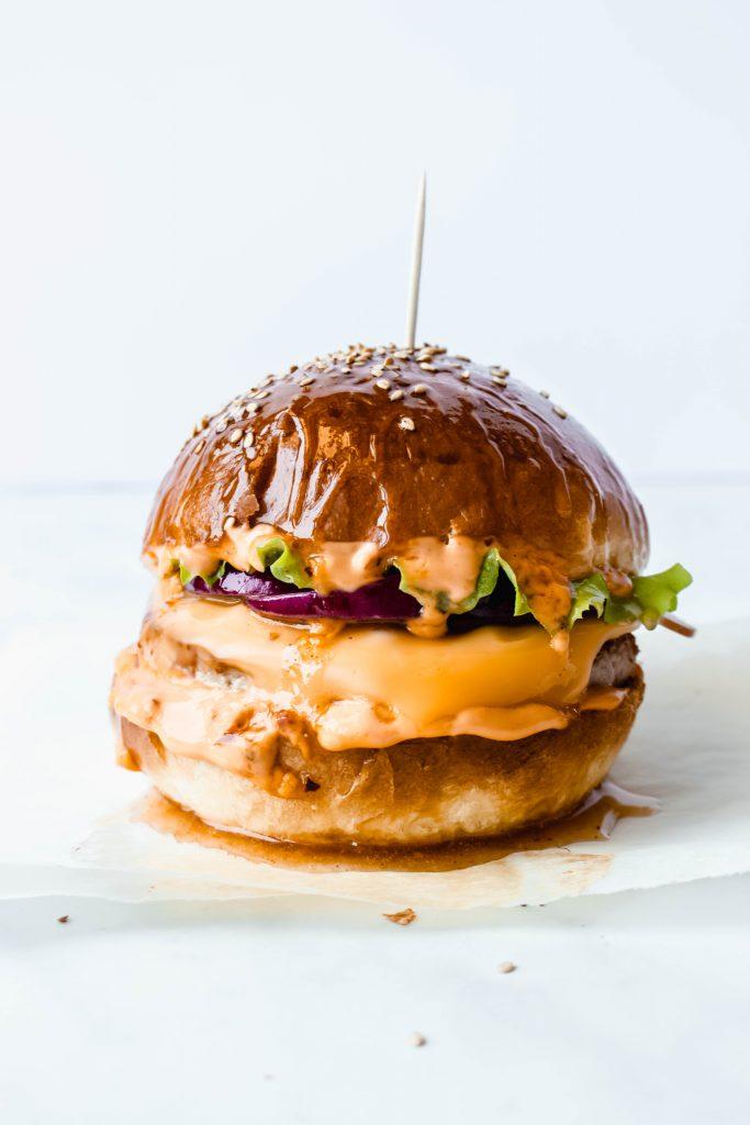 Turkey Cheeseburger Slutty Bird Recipe