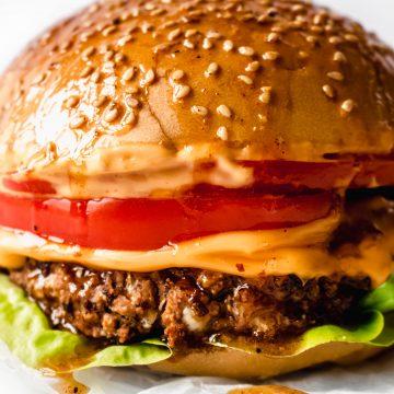 The Best Red Bean Burgers Gluten Free