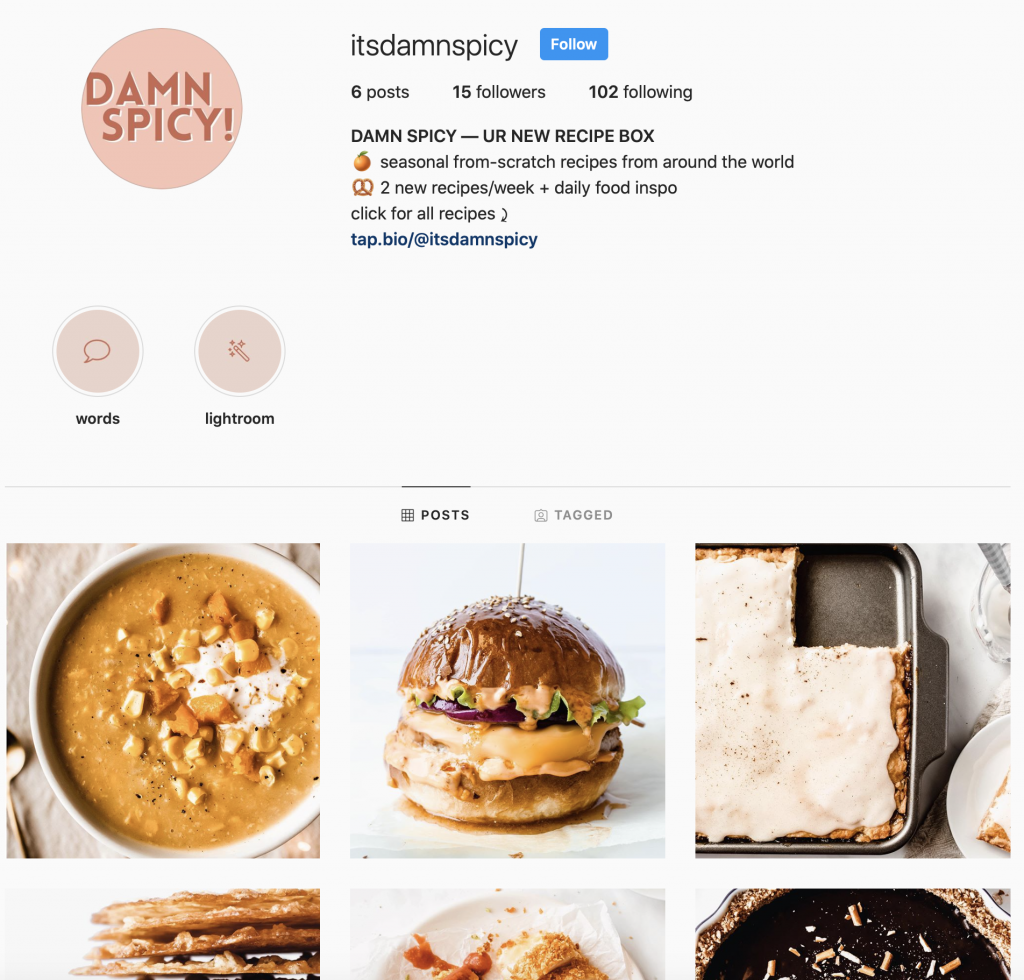 How to start a food blog in 2020