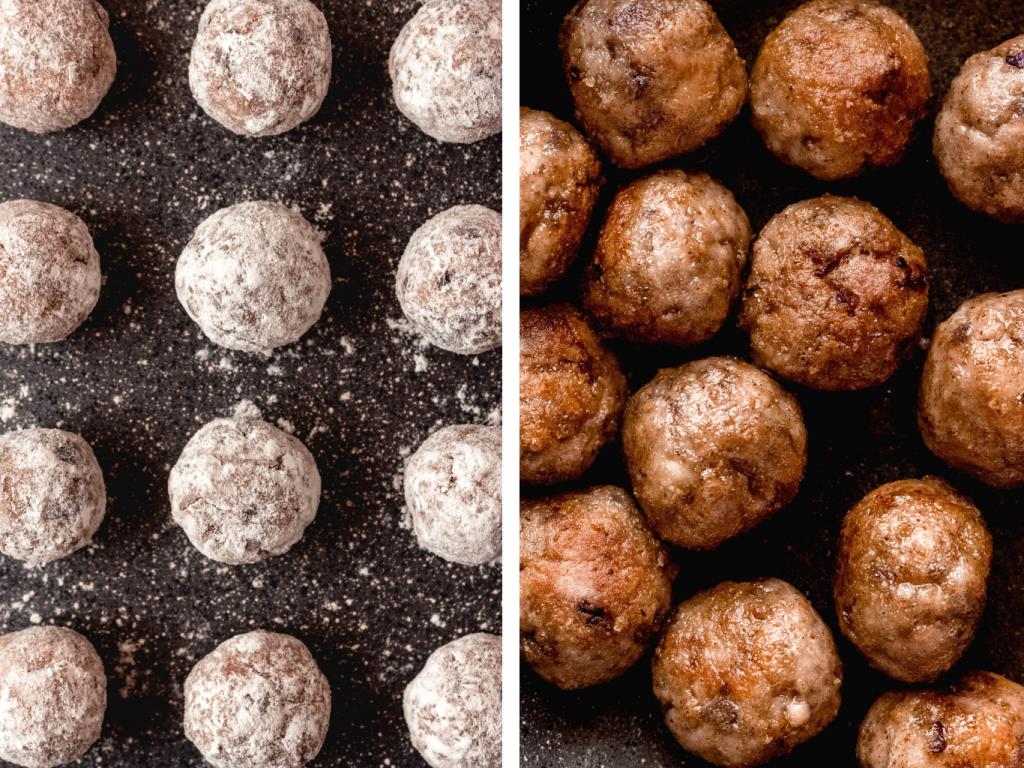 Meatballs In Beer Sauce Recipe