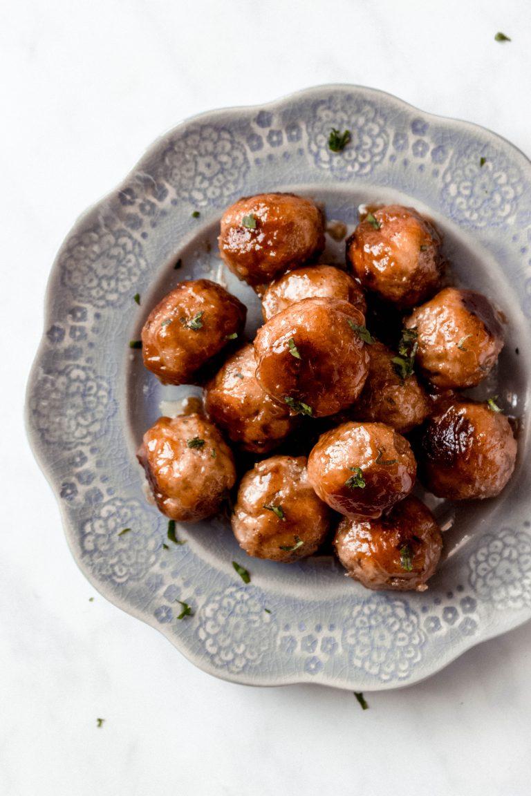 Drunken Meatballs Recipe