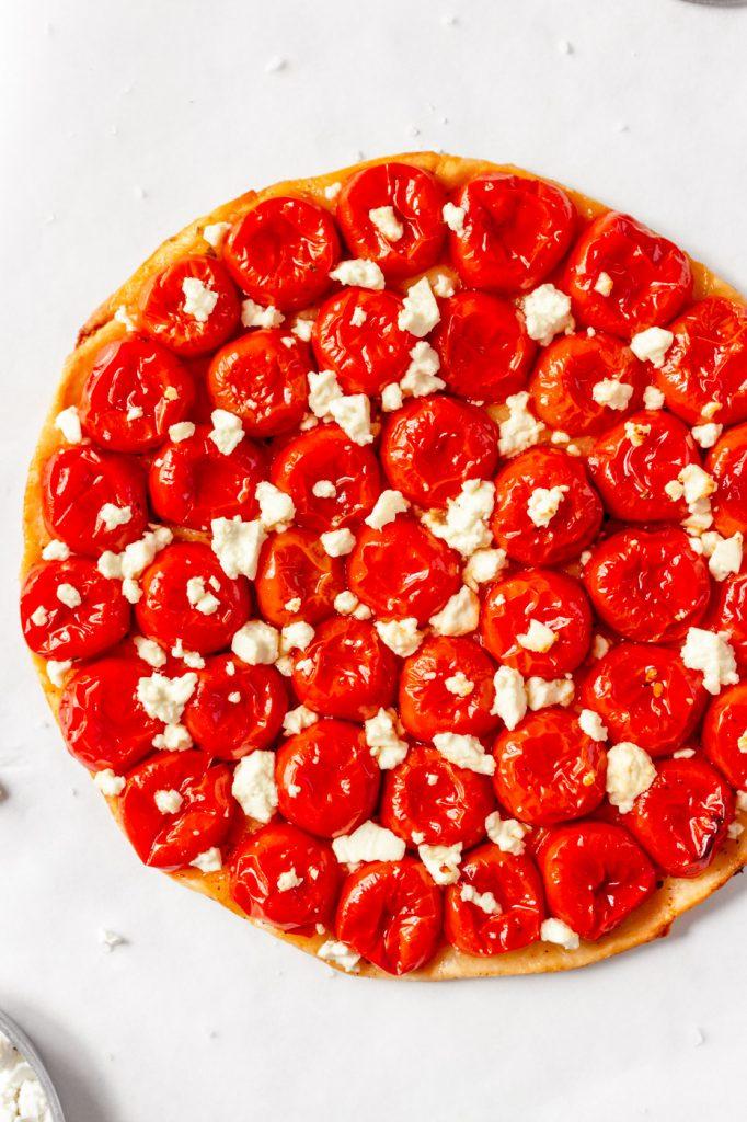 cherry tomato tarte tatin recipe