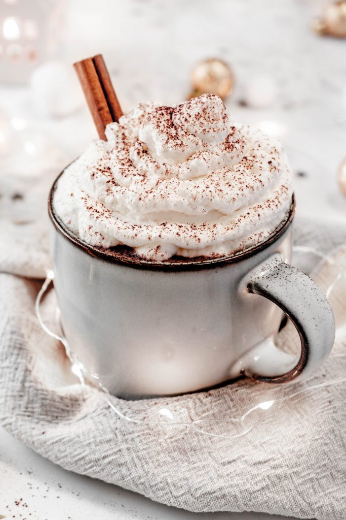 Homemade French Hot Chocolate For Two