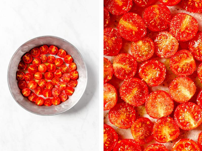 how to make tomato tarte tatin