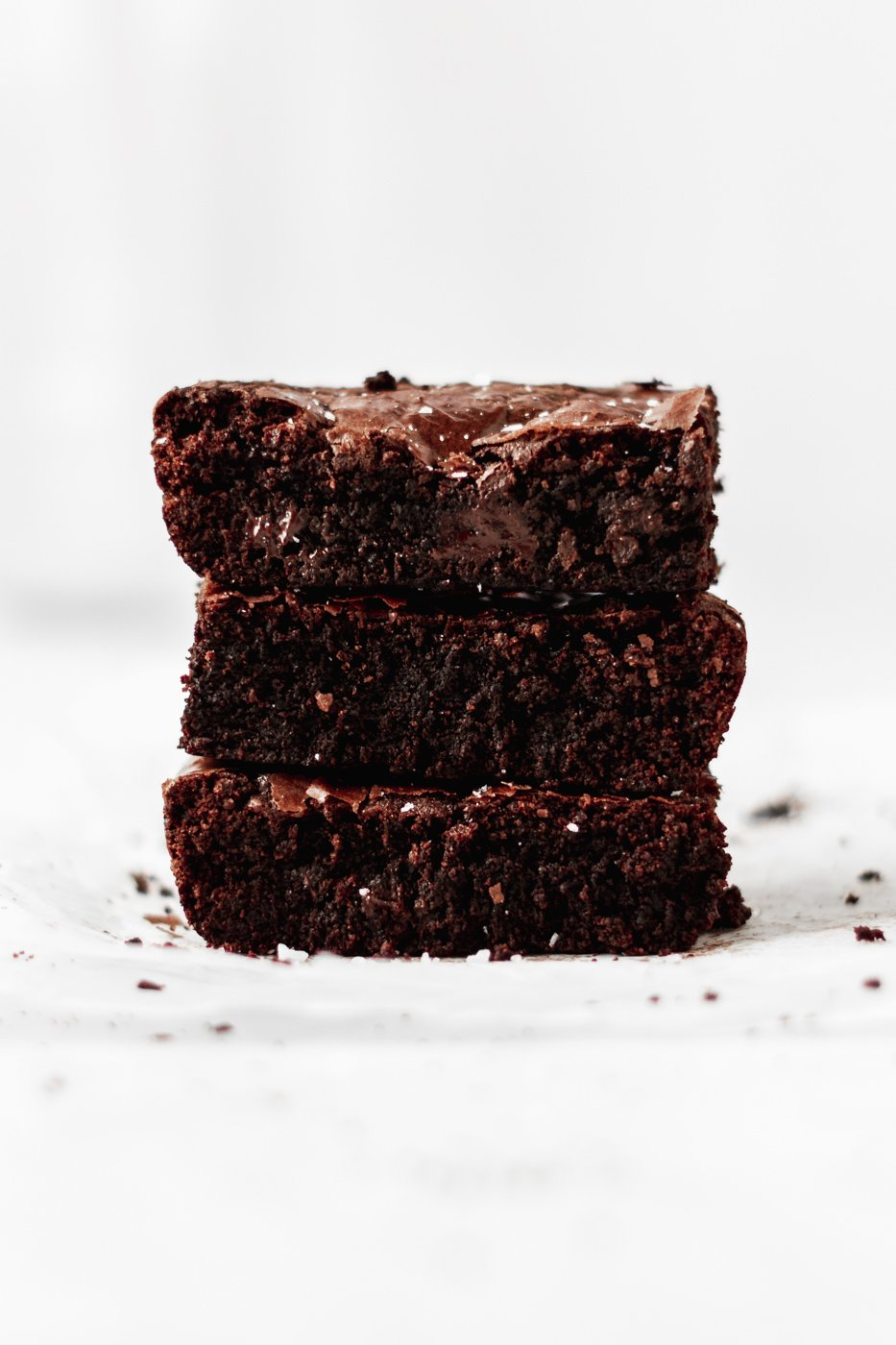 Small Batch Brownies For Two