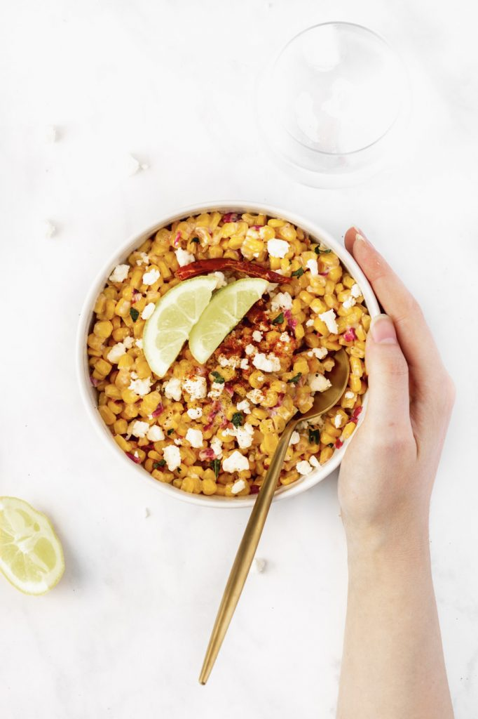 Authentic Esquites Recipe