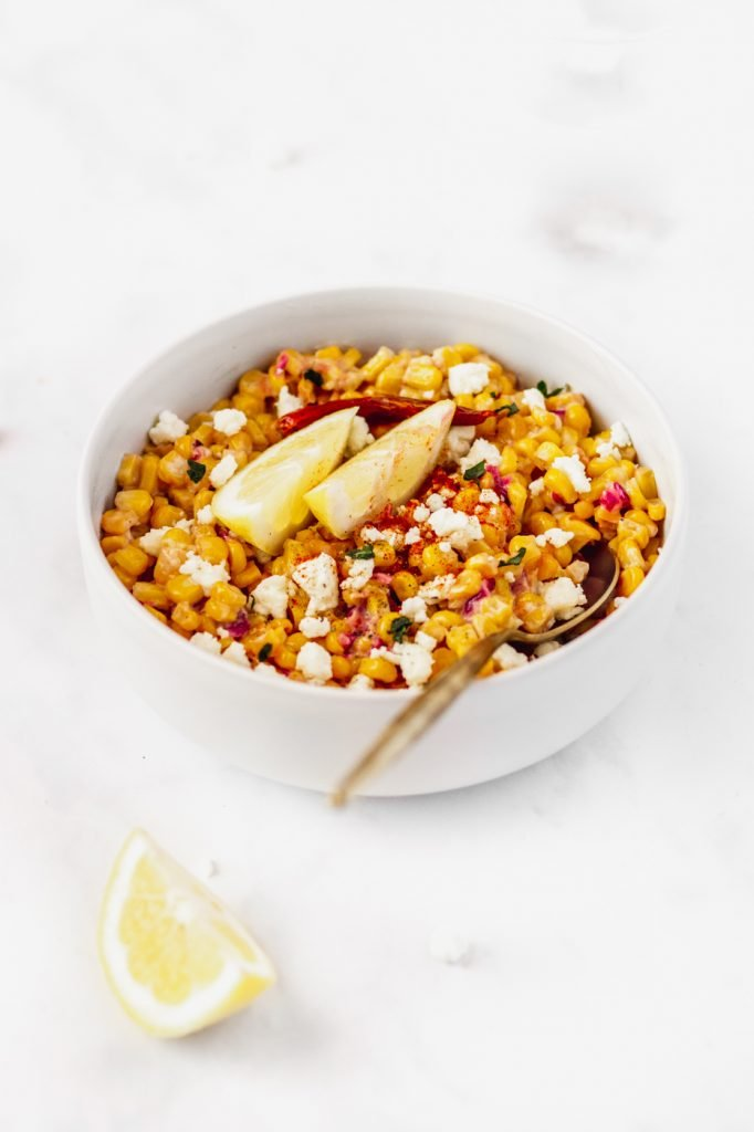 Mexican Elote in A Cup Recipe