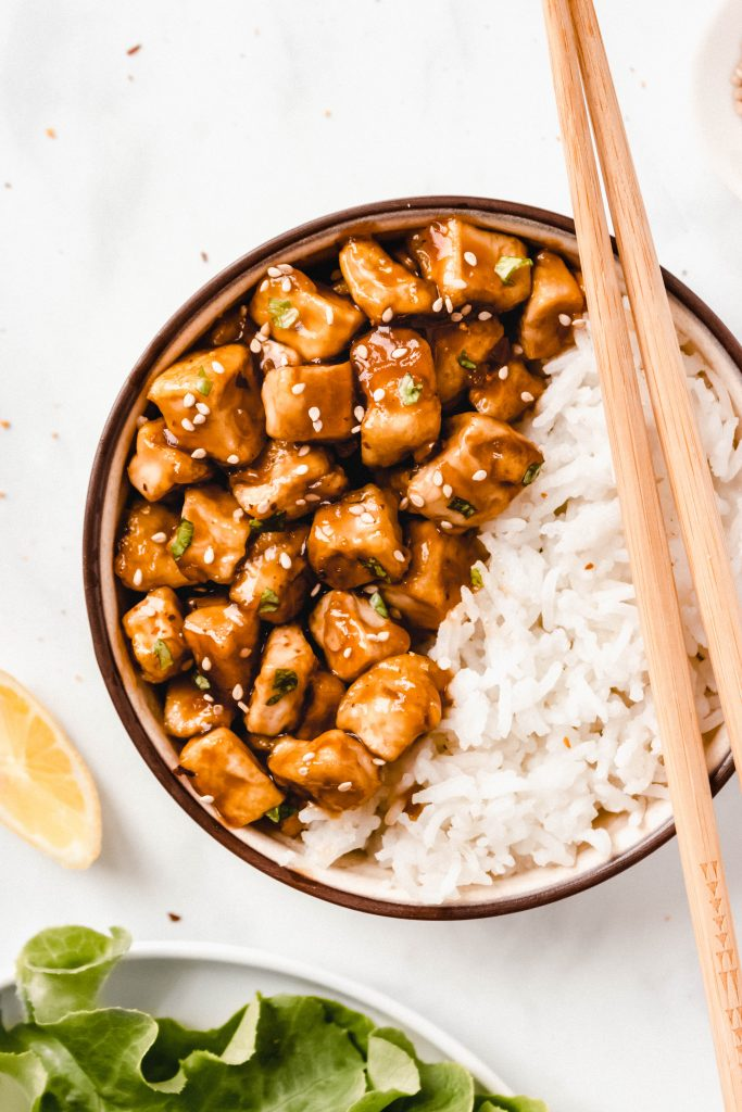 how to make teriyaki tofu
