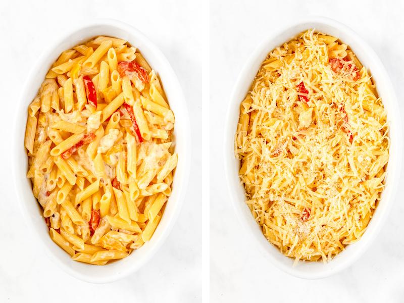 how to make haitian mac and cheese