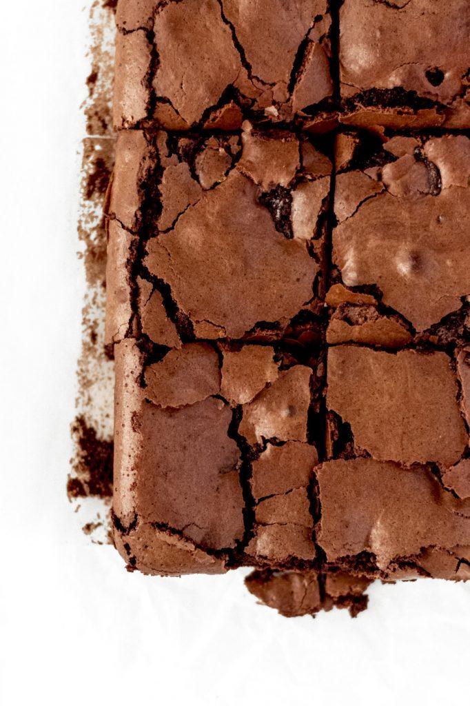 flourless brownies recipe 3