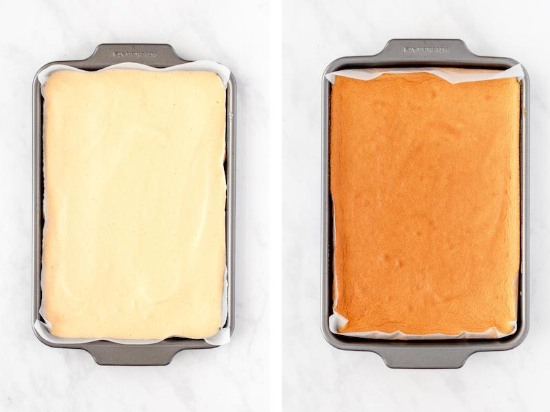 how to make vanilla swiss roll