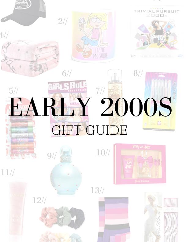 EARLY 2000S Gift Guide Amazon Nostalgia
