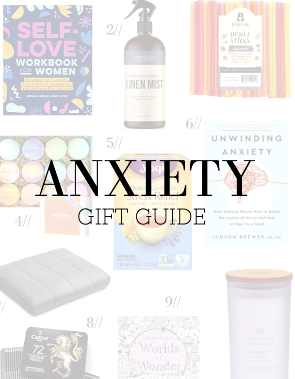 Gifts for People With Anxiety Amazon