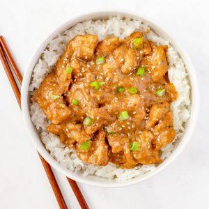 thai peanut butter curry
